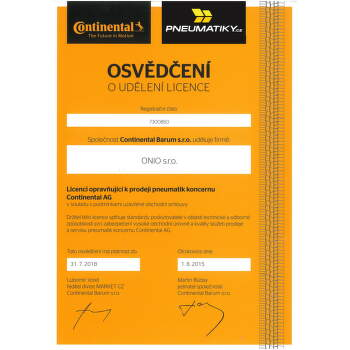 Continental ContiWinterContact TS 760 175/55 R15 77 T fr zimní - 3